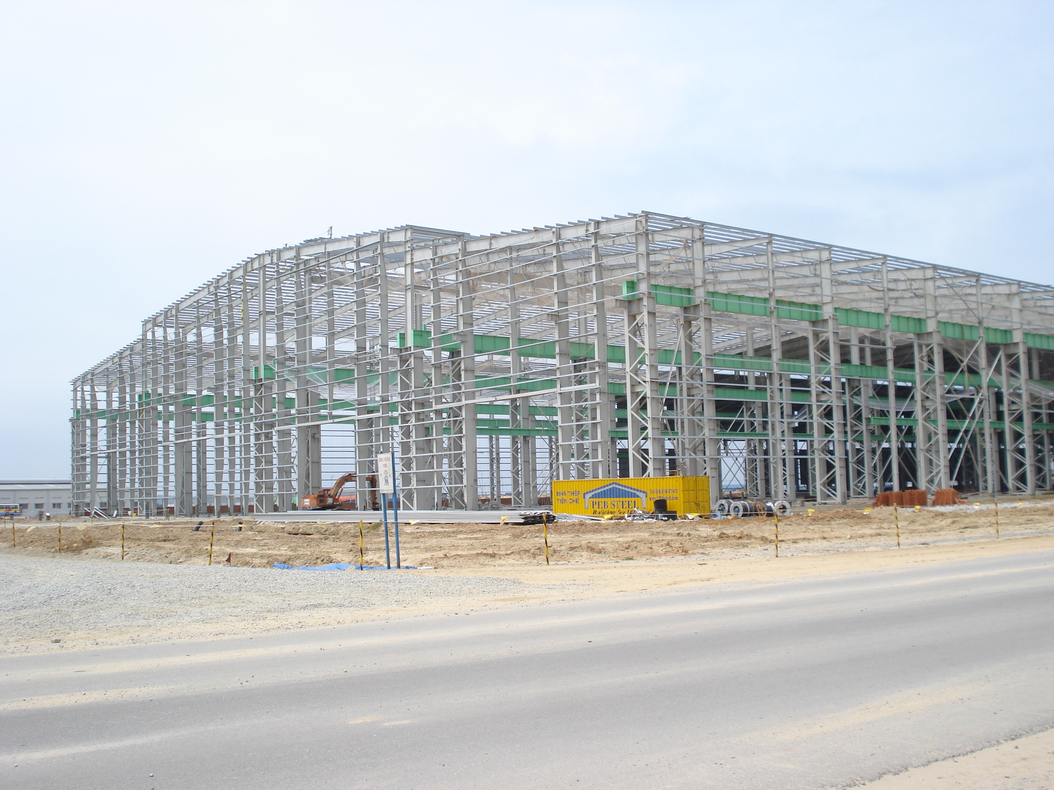 Danh sách các công ty nhà thép tiền chế xây dựng nhà xưởng đạt chuẩn - 1