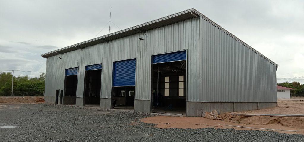 Đầu tư thiết kế nhà thép tiền chế (pre engineered steel buildings) - 2