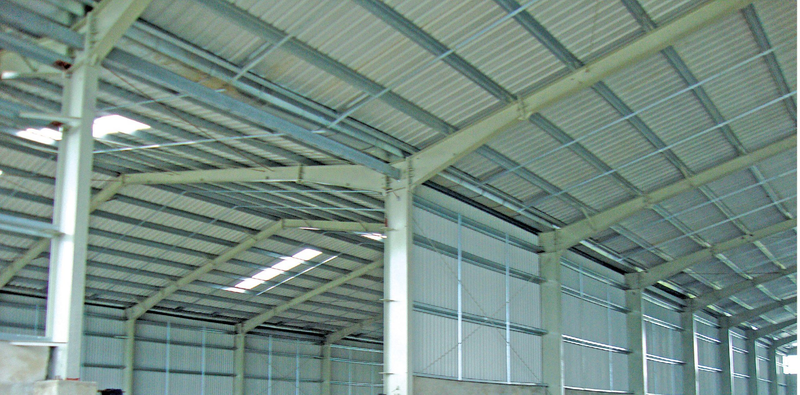 Cách khắc phục độ thô của nhà thép tiền chế (pre engineered steel buildings) - 1